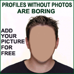 Image recommending members add Medical Passions profile photos